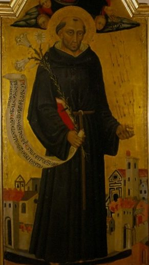 La chiesa di Santo Stefano degli Agostiniani
