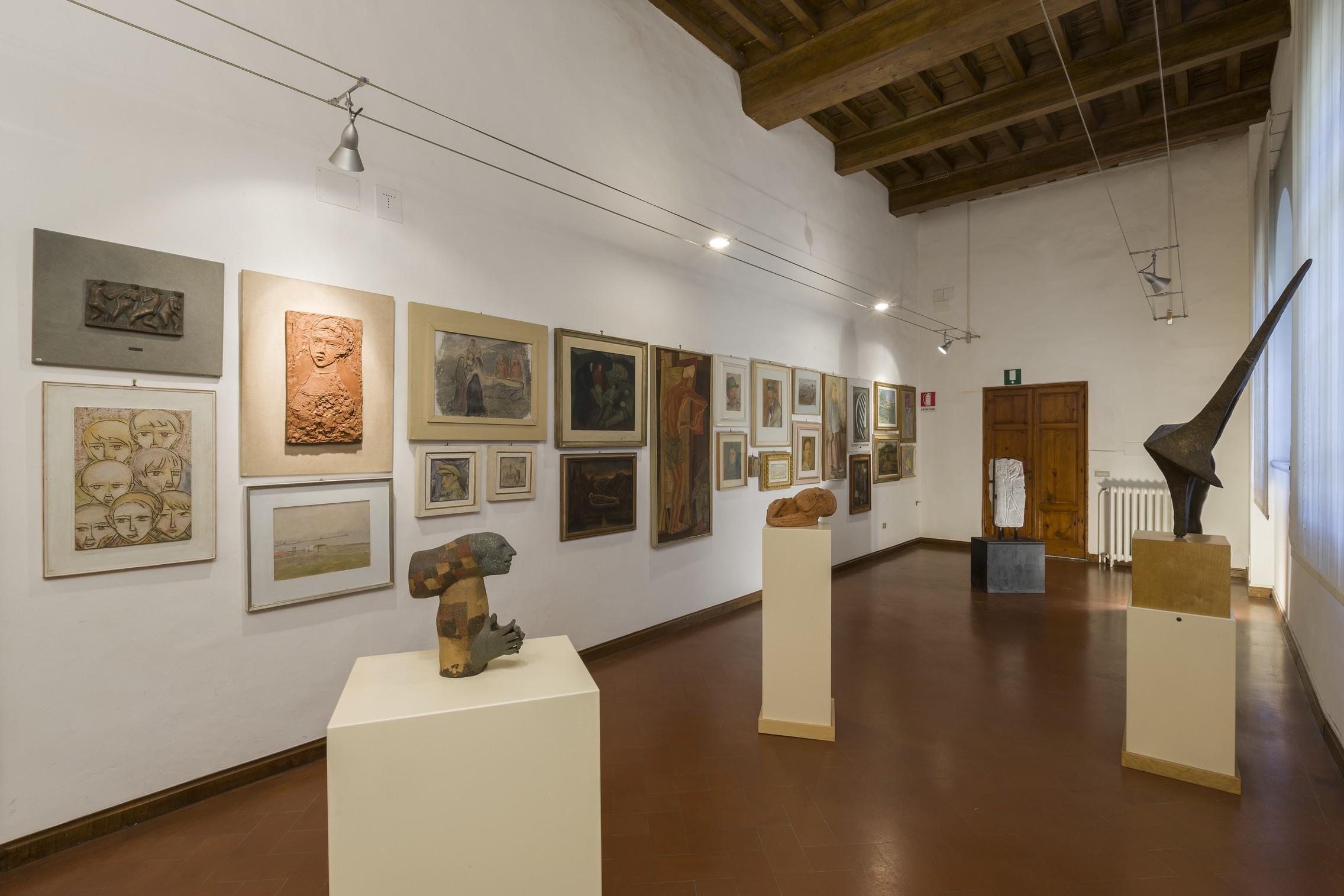 La Galleria di Arte Moderna e della Resistenza