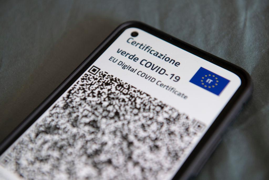 Certificazione verde per l'accesso ai Mu6ei